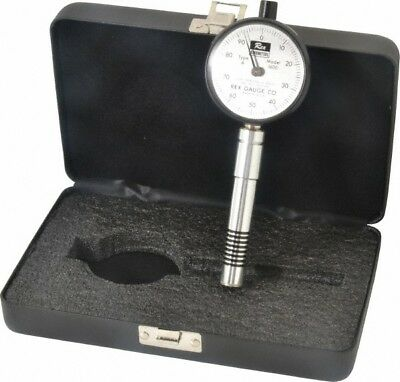 Made In Usa 0 To 100 Durometer Portable Dial Hardness Tester Accurate To 0.5 ...