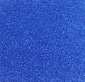 Light blue carpet 4.5m x 4m brand new