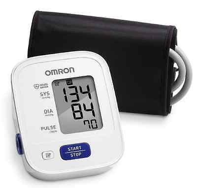 Omron BP710NVA 3 Series Upper Arm Automatic Blood Pressure Monitor One-Touch