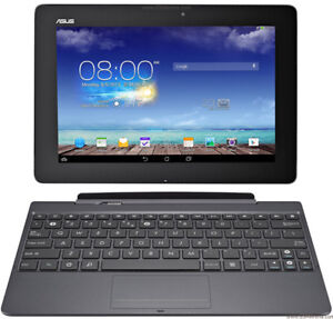 ASUS tablet Android convertible 2 in 1 as Transformer Pad