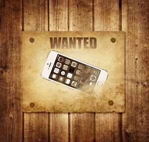 WANTED iPhone SE or 6S!!