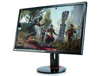 Acer Predator XB270HU (1440p, 144hz,G Sync) 27 inch IPS gaming monitor