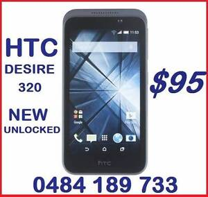 HTC DESIRE 320 NEW UNLOCKED 4.5 Inch 5MPX CAMERA $95 Castle Hill The Hills District Preview
