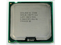 Intel Core 2 Duo Desktop Processors (LGA 775)