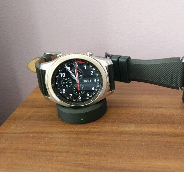 Samsung Gear S3 Classic Mint Condition