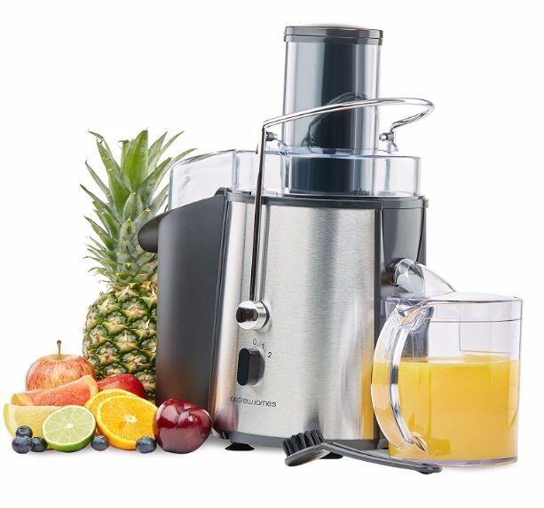 Andrew James Whole Fruit Juicer