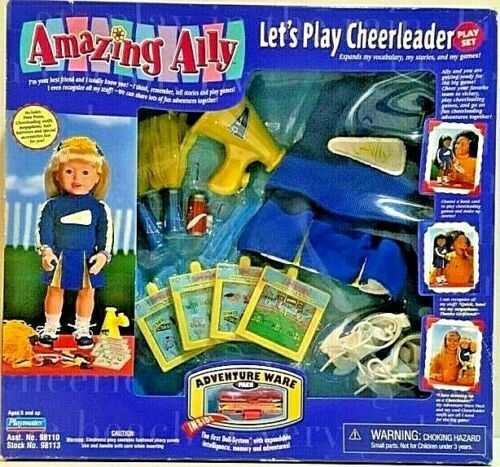Playmates Amazing Ally Let