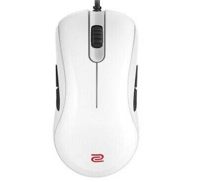 BenQ ZOWIE FK1 Plus Special Edition White E-sports Gaming Mouse