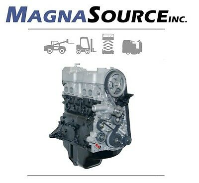 Mitsubishi 4g64 Forklift Engine - Caterpillar - Non Balanced - 13 Month Warranty