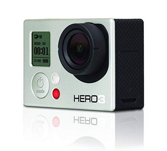 Купить GoPro 3 white - Refurbished GoPro HERO 3 White 1080P 5MP HD Sport Action Camera Camcorder USA