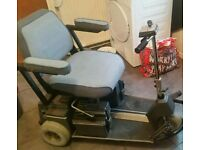 Pace Saver excel electric scooter twin battery excellent condition