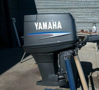 Yamaha Outboard Motor Decal Kit  40  HP  2 Stroke Kit -send message for 50 or 60, used for sale  Shipping to South Africa