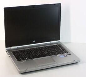 "HP Elitebook 14"" Laptop 8470p - I5 processor, 500gb Hard Drive, 4gb Ram"