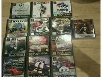 Retro orginal Ps1 games for sale