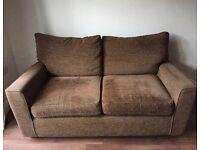 Next Garda Firm Sit Large Sofa (3 Seats)