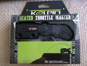 Kolpin Heated ATV/Quad - Thumb Thro