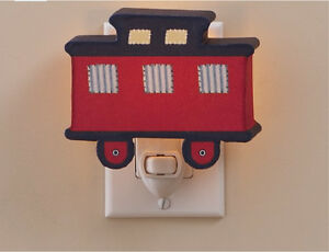 Train Night light - Pottery Barn Kids
