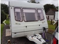 Caravan compass 430/2 great condition delivery available