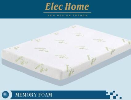 Warehouse Special Luxurious BambooFabric Memory Foam Mattress