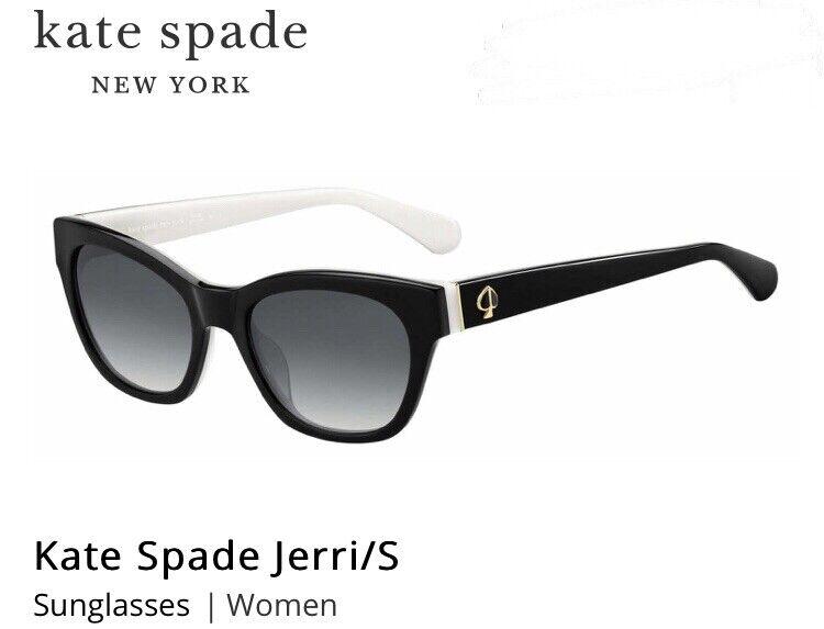 LENSES ONLY!! Kate Spade Jerri Gray Gradient Sunglasses LENSES ONLY
