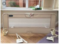 Baby start bed rail - cream