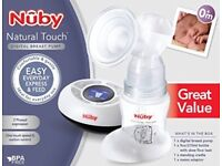 Nuby Electric Breast Pump