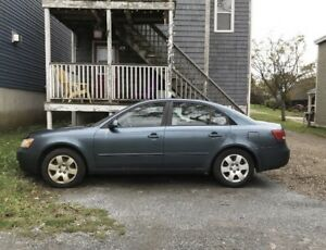 2007 Hyundai Sonata: NEEDS REPAIR selling for parts or as is