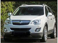 Vauxhall Antara CDTI 4X4 Dual Transmission (Auto/Manual)