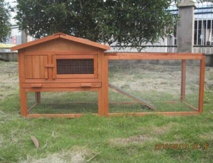 💕💕💕 Rabbit Hutch With Run 1.5m Long 💕💕💕