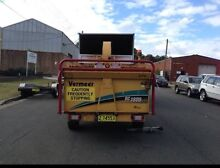 Wood chipper hire  Pennant Hills Hornsby Area Preview