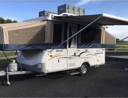 Jayco Swan Claremont Glenorchy Area Preview