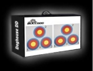 Bulldog targets -new Doubledog PLUS series FREE Shipping