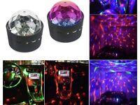 Mini disco light x 2 BRAND NEW