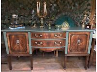 SOLD: Antique Sideboard Free Delivery