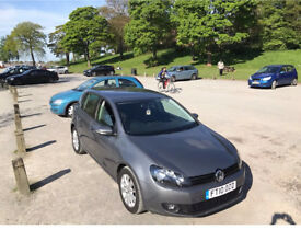Volkswagen Golf 1.6 TDI BlueMotion Tech SE DSG 5dr SAT NAV+REV CAM+FSH