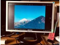 Hanns G HW191D 19 inch monitor in working order