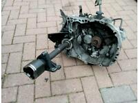 Renault Scenic Gearbox 5 Speed JR5 103
