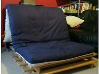 Futon single sofabed