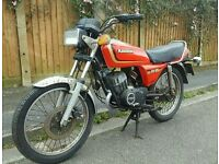Kawasaki kh 125 Barn Find Restoration Project
