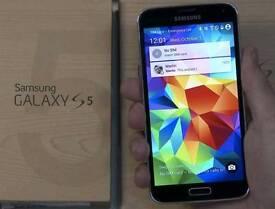 Samsung Galaxy s5 unlocked
