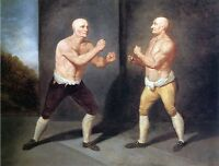 Bare-Knuckle Boxing: the Classic English Martial Art