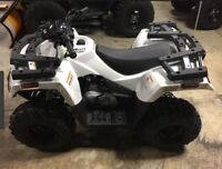 2018 Textron Off Road Formally Arctic Cat New Alterra 90 2x4 Kitchener / Waterloo Kitchener Area Preview