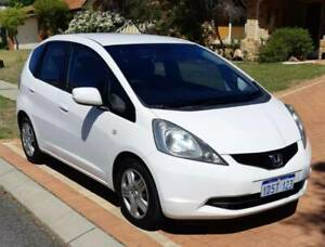 2011 Honda Jazz Vti 5 Sp Automatic 5d Hatchback