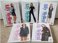 Ally McBeal Complete Seasons 1 to 5 Series 1-5 DVD Box Set