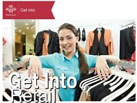 Get into Retail with TK MAXX in Southampton