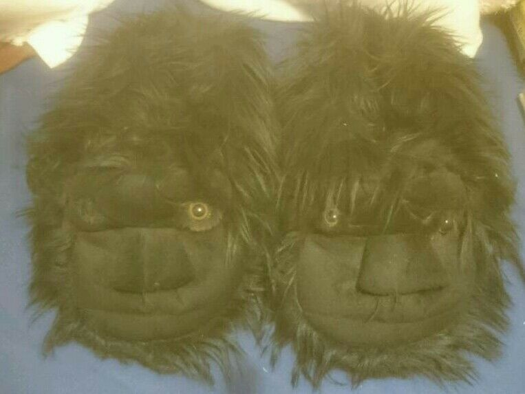 Gorilla Slippers