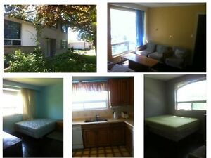 Near Finch/Yonge Stn, 5 BR/2 Bathrooms House Apt, Pkg Ava.
