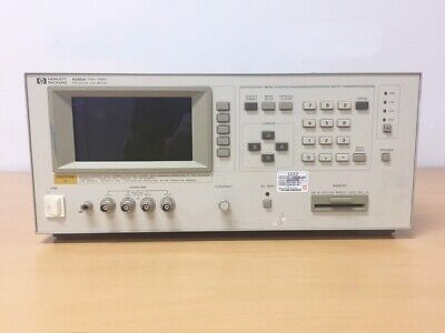 Agilent Hp 4285a 75 Khz - 30 Mhz Precision Lcr Meter Opt 001