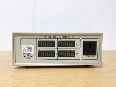 Rek Rf9800 Power Meter