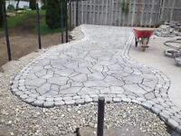 Unistone/Paver Driveways Patio Steps Walkways Repair & Install